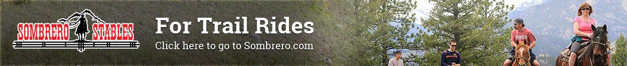 Sombrero - For Trail Rides